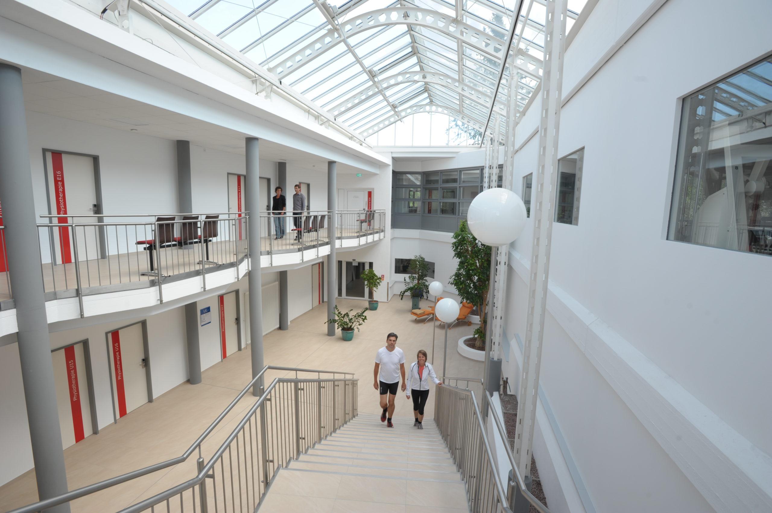 Therapiezentrum Maximilianbad